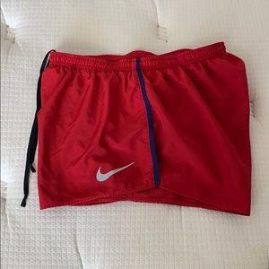 ✅Women Nike Running Shorts Size XL